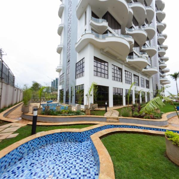 Imela Residences Nova Westlands Luxury Apartment 601