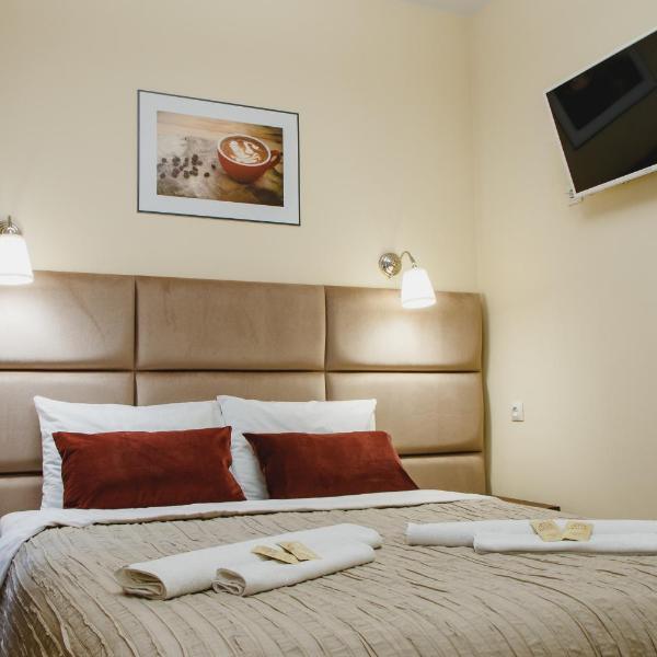 Mini Hotel Mokko