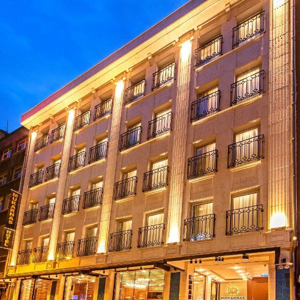 Mukarnas Taksim Hotel (ex Mukarnas Pera)