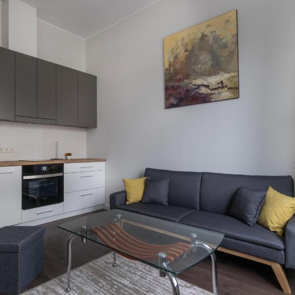 Kaunas City Garden Apartments