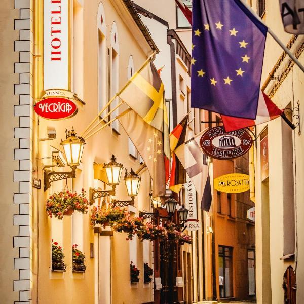 """Old Riga Hotel """"Vecriga"""""""