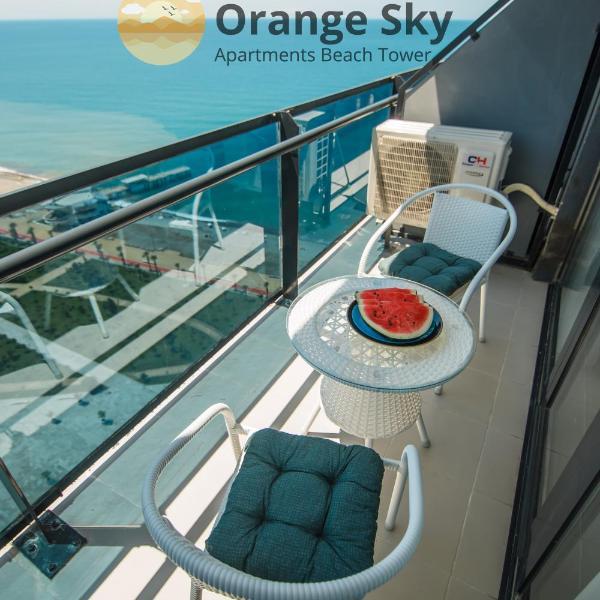 Orange Sky Apartments Beach Tower
