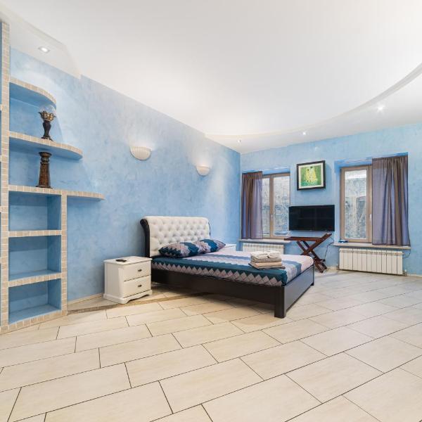 Deribasivska Vip 4-room Apartment