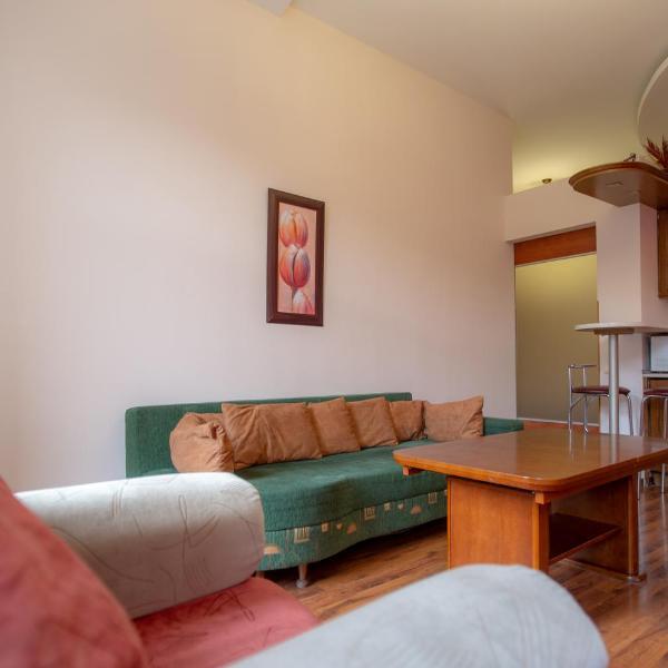 Kiev Accommodation Apartment on Mihailovska st.