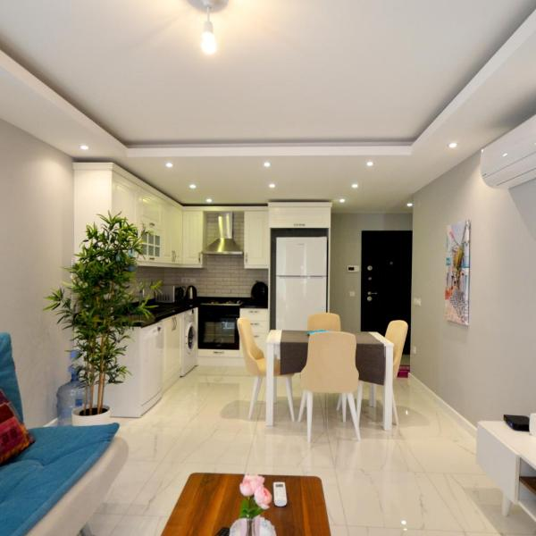 Alanya Cleopatra Beach Luxury Apartment 4 in Hygienic Condition