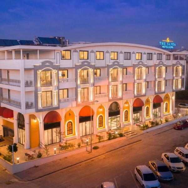 The Sansa Hotel & Spa