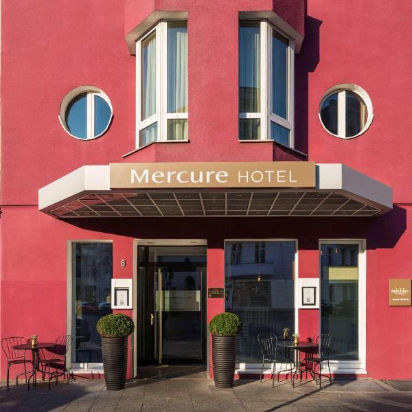 Mercure Hotel Berlin Zentrum Superior