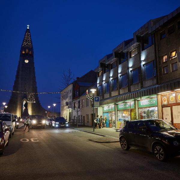 Reykjavik Downtown Hotel