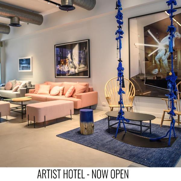 Artist Hotel - an Atlas Boutique Hotel