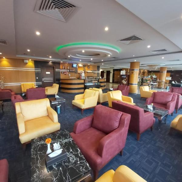 Almasem Luxury Hotel suite 6