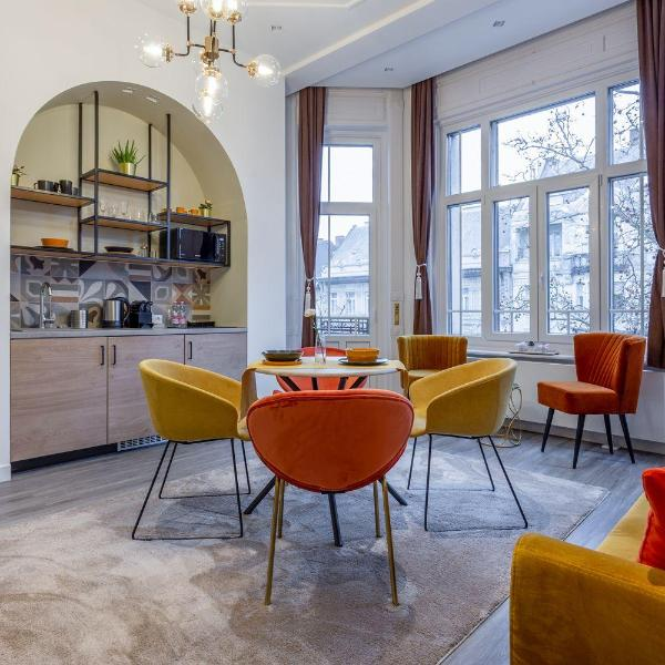 Gellért Budapest Suites