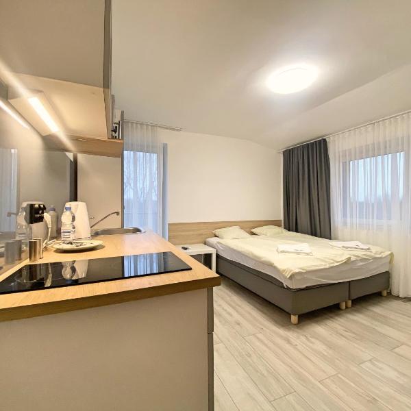 Bob Apartments Sowinskiego