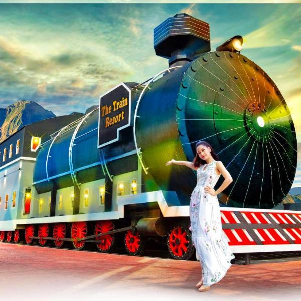 The Train Resort - Sauna & Spa