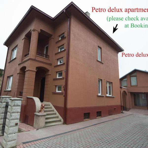 Petro delux apartments center