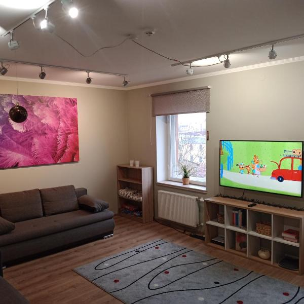 Family or Group Apartment in Green Center