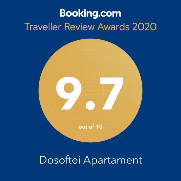 Dosoftei Apartament