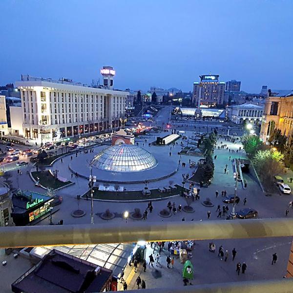 Inn Home Apartments in Kiev Center