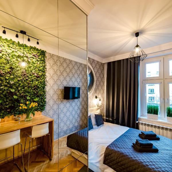 Słowackiego Apartments