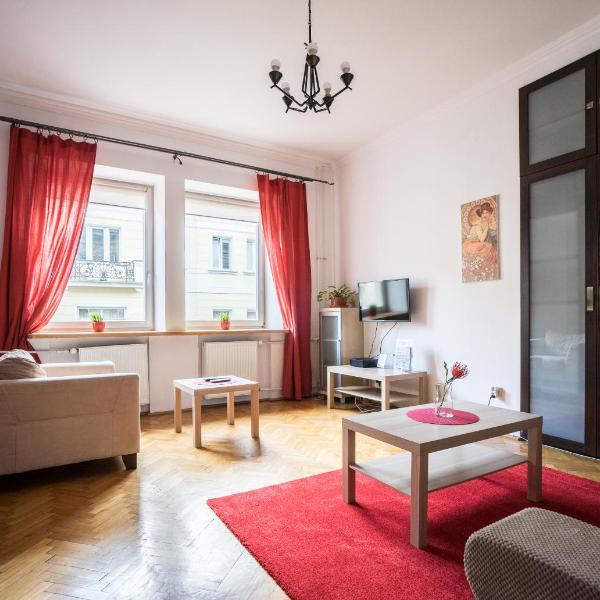 Elegant Apartment Ordynacka