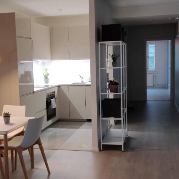 Cozy Apartment in Vibrant Kallio Helsinki