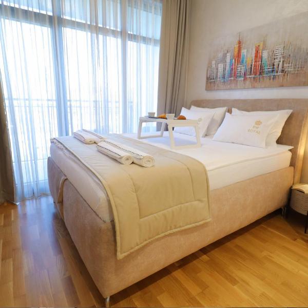 Apartments Royal - Belgrade Waterfront