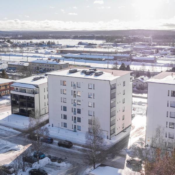 Tuomas' luxurious suites, Vasko