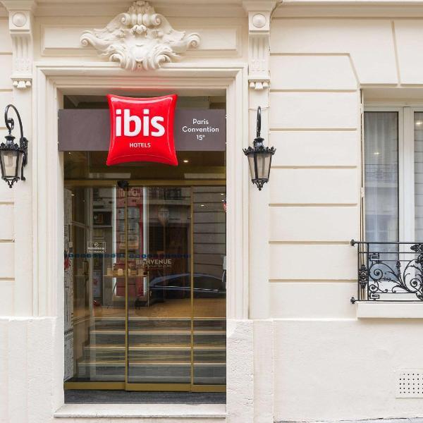 ibis Paris Vaugirard Porte de Versailles