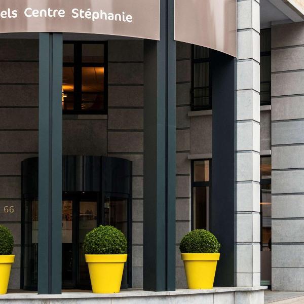 ibis Styles Hotel Brussels Centre Stéphanie