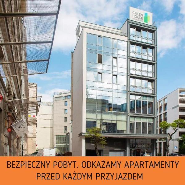 Apartments Warsaw Piękna