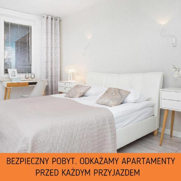 Apartment Warsaw Moonlight 1