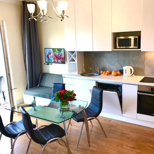 VILLA FLORANCE apartments