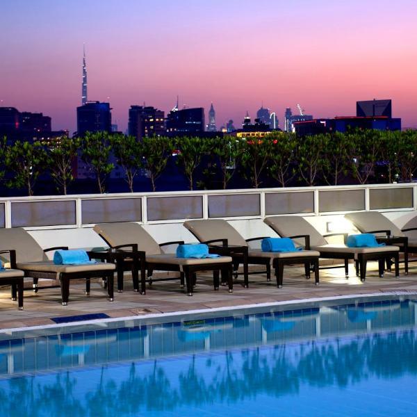 Crowne Plaza Dubai Deira, an IHG Hotel