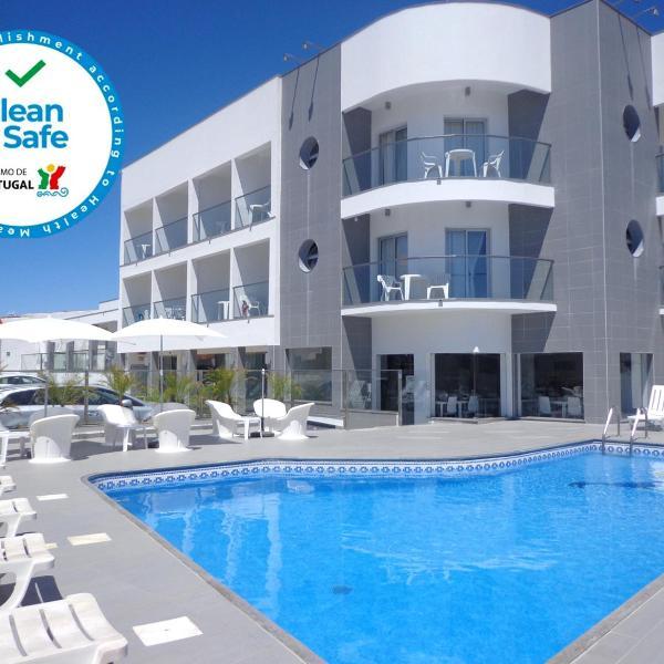KR Hotels - Albufeira Lounge