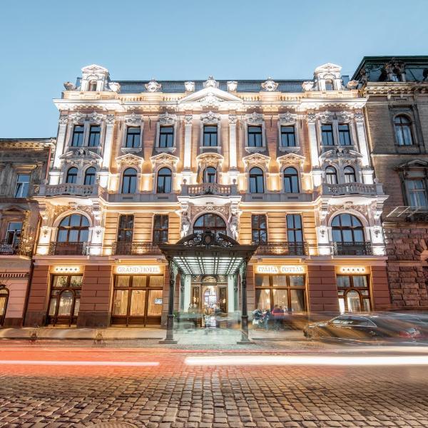 Grand Hotel Lviv Luxury & Spa