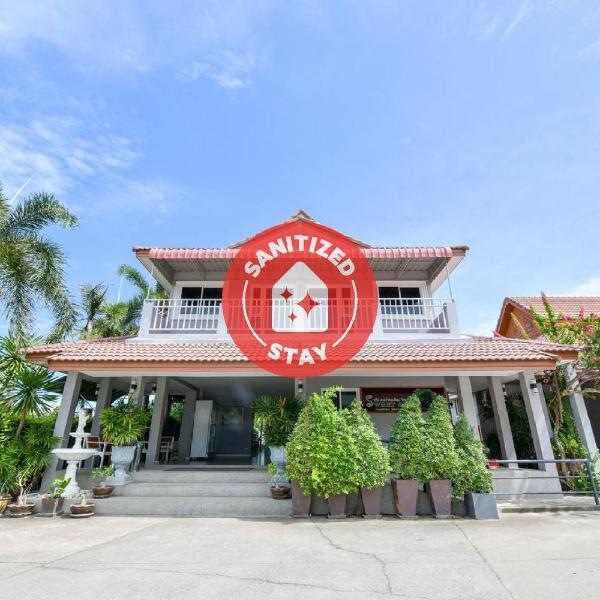 OYO 245 Sweet Sense Jomtien Resort