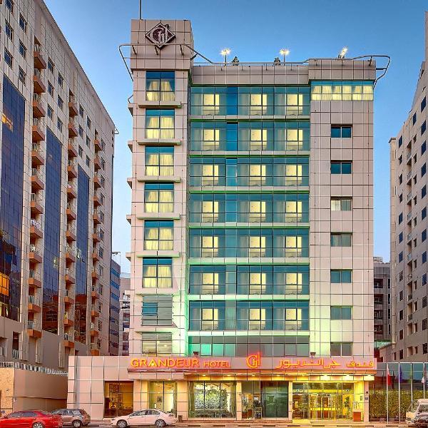 Grandeur Hotel Al Barsha