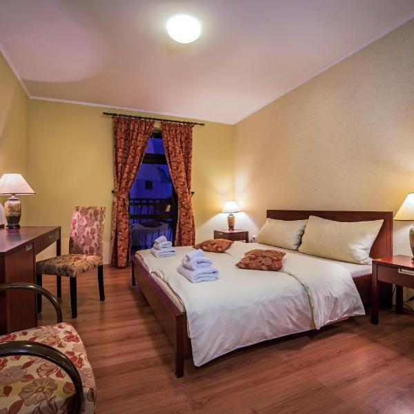 Eco Friendly Hotel Dália
