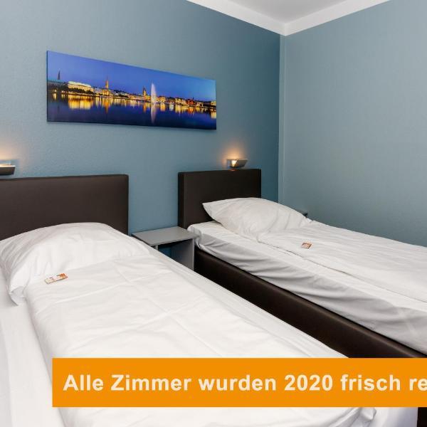 Apart Hotel Sarstedter Hof