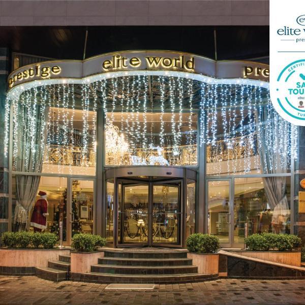 Elite World Prestige Hotel