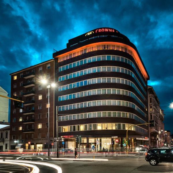 Crowne Plaza Milan City, an IHG Hotel