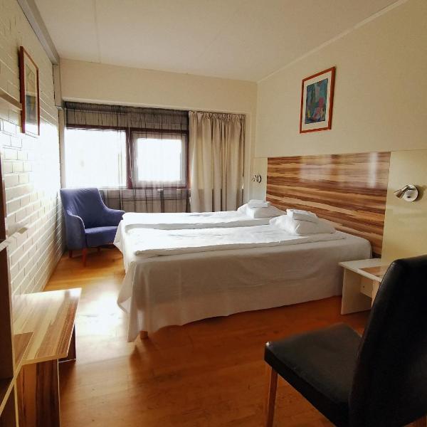 Arkadia Hotel & Hostel & Ravintola