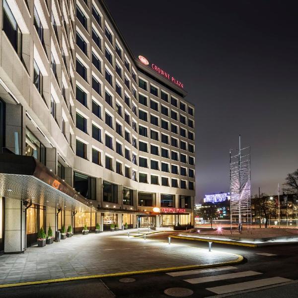 Crowne Plaza Helsinki - Hesperia, an IHG Hotel