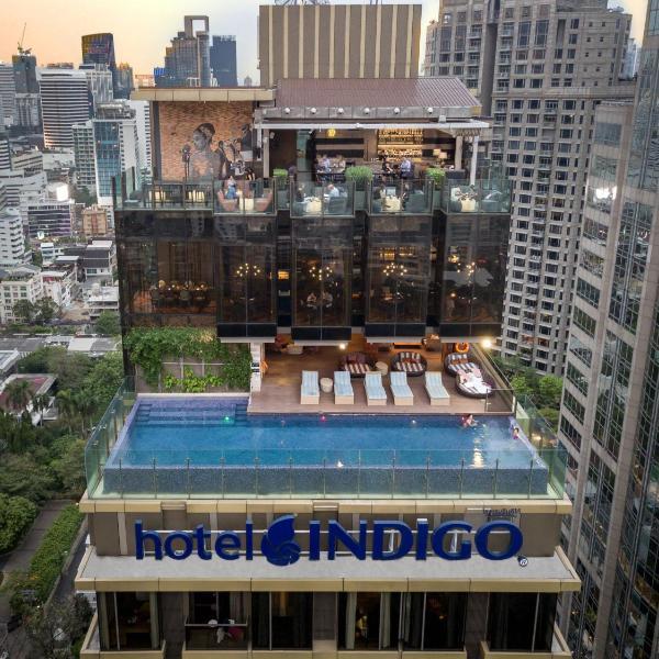 Hotel Indigo Bangkok Wireless Road, an IHG Hotel