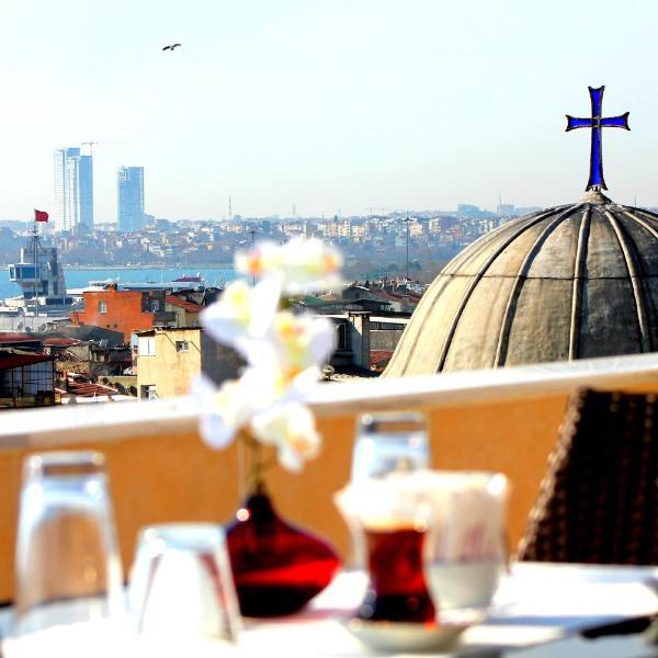 Sayeban Hotel Istanbul
