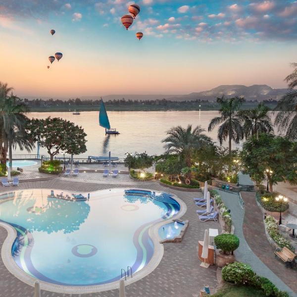 Steigenberger Nile Palace Luxor - Convention Center
