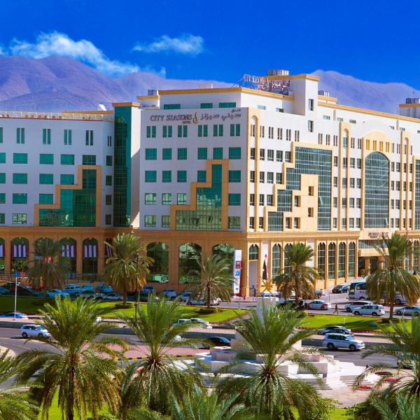 City Seasons Hotel & Suites Muscat