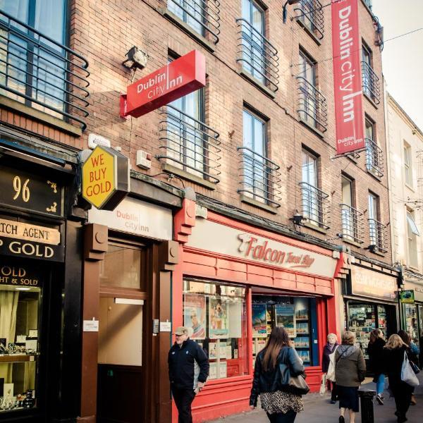 Dublin Central Inn (formerly Dublin City Inn Talbot Street)