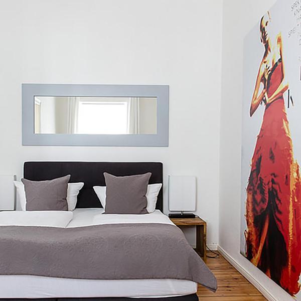 primeflats - Avoid the crowd - Apartments Nova Oranienburger Tor
