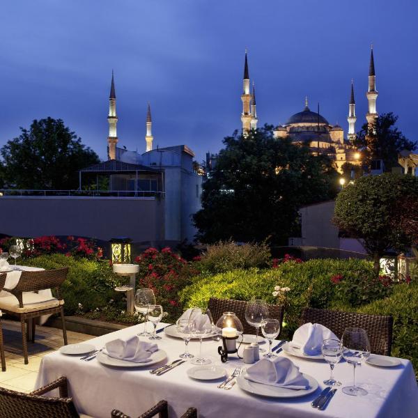 Eresin Hotels Sultanahmet – Boutique Class