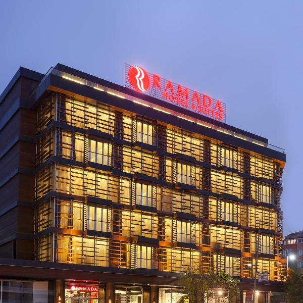 Ramada Hotel & Suites by Wyndham Istanbul- Sisli